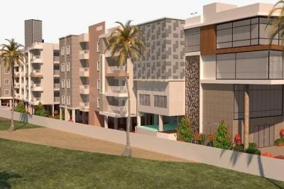 Gallery Cover Image of 718 Sq.ft 1 BHK Apartment for buy in Saritha Splendor LSR, Whitefield for 4290000