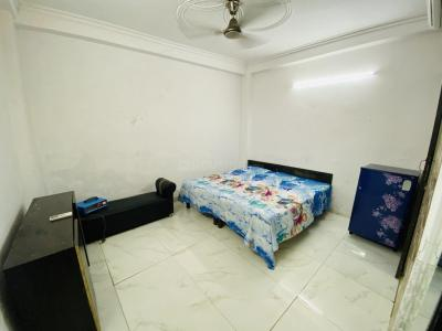 Gallery Cover Image of 400 Sq.ft 1 BHK Independent Floor for rent in Vasant Kunj for 12000