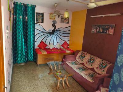 Gallery Cover Image of 850 Sq.ft 2 BHK Apartment for buy in Dhawalgiri Apartment, Sector 56 for 4600000