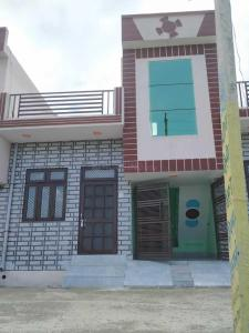 Gallery Cover Image of 750 Sq.ft 3 BHK Independent House for buy in Bahadarabad for 5200000