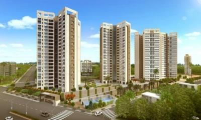 Gallery Cover Image of 1305 Sq.ft 2 BHK Apartment for rent in Kandivali East for 42000