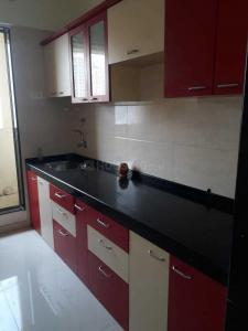 Gallery Cover Image of 710 Sq.ft 1 BHK Apartment for rent in Velocity Hill Spring Phase 1, Thane West for 17000