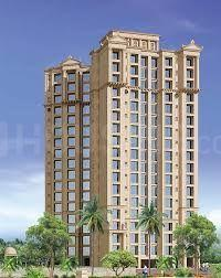 Gallery Cover Image of 630 Sq.ft 1 BHK Apartment for rent in Hiranandani Crown, Hiranandani Estate for 24000