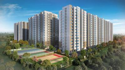 Gallery Cover Image of 1122 Sq.ft 2 BHK Apartment for buy in Alliance Galleria Residences, Old Pallavaram for 8140000