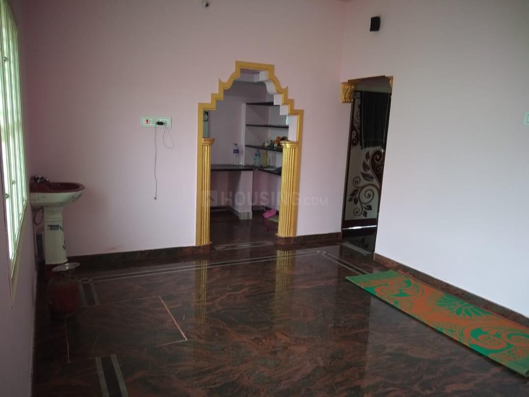 Living Room Image of 600 Sq.ft 1 BHK Independent Floor for rent in Hosur for 4500
