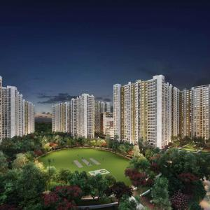 Gallery Cover Image of 1305 Sq.ft 3 BHK Apartment for buy in Desale Pada for 7500000