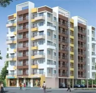 Gallery Cover Image of 651 Sq.ft 1 BHK Apartment for buy in Khalapur for 2300000
