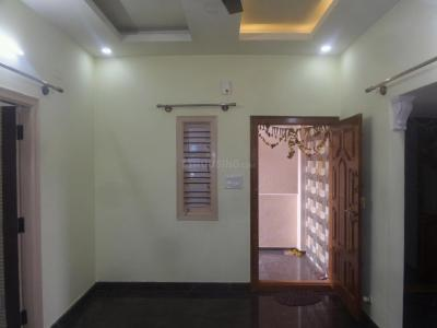 Gallery Cover Image of 1100 Sq.ft 2 BHK Independent Floor for rent in Vidyaranyapura for 10000