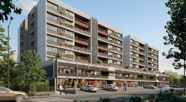 Building Image of 3967 Sq.ft 4 BHK Apartment for buy in The Indus, Bodakdev for 31736000
