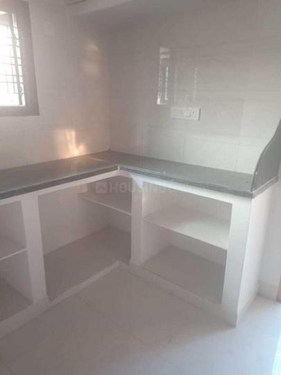 Kitchen Image of 1400 Sq.ft 3 BHK Independent Floor for rent in Kapra for 20000