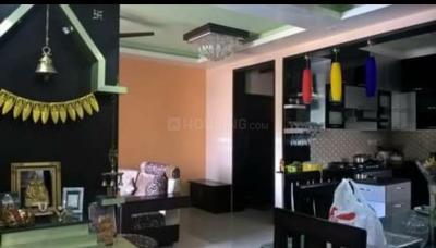 Gallery Cover Image of 1419 Sq.ft 3 BHK Apartment for rent in Bren Corporation Bren Avalon, Kartik Nagar for 26000