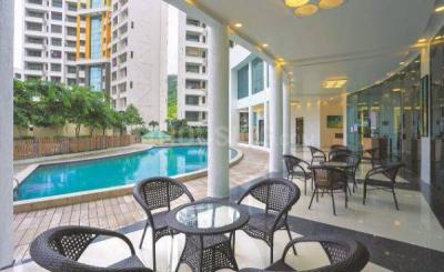 Gallery Cover Image of 1450 Sq.ft 3 BHK Apartment for rent in Concrete Sai Saakshaat, Kharghar for 35000