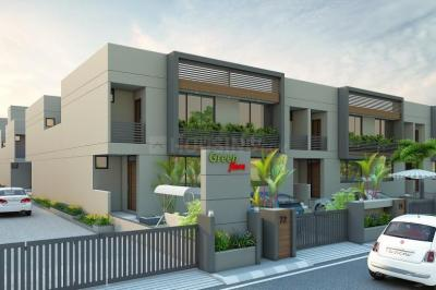 Gallery Cover Image of 1746 Sq.ft 3 BHK Independent House for rent in Green Flora, Sanand for 15000