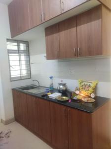 Kitchen Image of Skyline Stay in Oragadam
