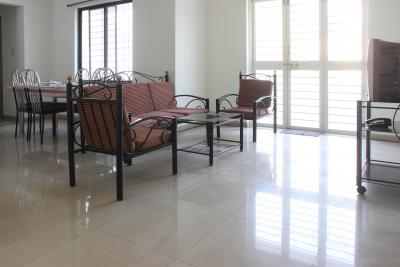 Living Room Image of PG 4642472 Thergaon in Thergaon