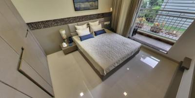 Bedroom Image of 750 Sq.ft 1 BHK Apartment for buy in JP North, Mira Road East for 5995000