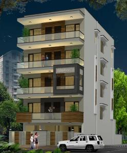Gallery Cover Image of 1582 Sq.ft 4 BHK Independent Floor for buy in Sector 23A for 13500000