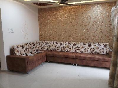Gallery Cover Image of 652 Sq.ft 1 BHK Apartment for rent in Rama Erande Classic, Wadgaon Sheri for 15000