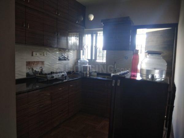 Kitchen Image of 1200 Sq.ft 2 BHK Apartment for rent in Attiguppe for 20000