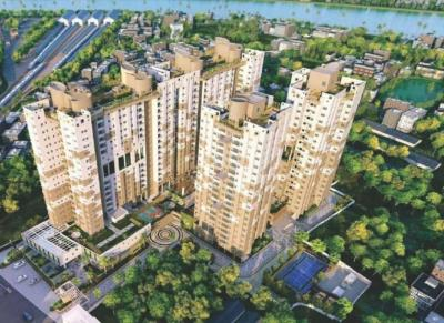 Gallery Cover Image of 995 Sq.ft 3 BHK Apartment for buy in Shibpur for 5967000