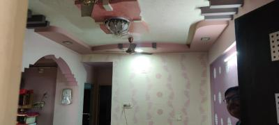 Gallery Cover Image of 400 Sq.ft 2 BHK Apartment for buy in Jigish Rohitbhai Patel Jahnvi Residency Phase 2, Jasodanagr for 3500000