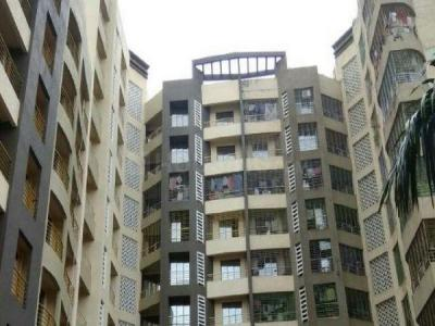 Gallery Cover Image of 640 Sq.ft 1 BHK Apartment for rent in Orbit Poonam Valley, Mira Road East for 12500