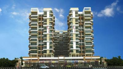 Gallery Cover Image of 1650 Sq.ft 3 BHK Apartment for rent in Bhagwati Bay Bliss, Ulwe for 22000