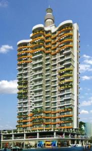 Gallery Cover Image of 1650 Sq.ft 3 BHK Apartment for buy in Trishul Symphony, Kharghar for 15000000