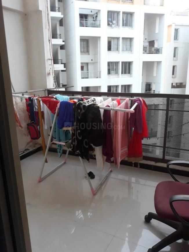 Living Room Image of 1000 Sq.ft 2 BHK Apartment for rent in Karve Nagar for 25000