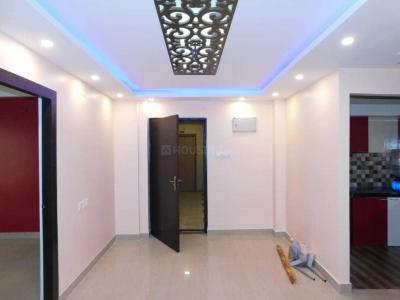 Gallery Cover Image of 1156 Sq.ft 3 BHK Apartment for rent in Aspira Aashiyana, Rajarhat for 17500