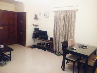 Gallery Cover Image of 580 Sq.ft 1 BHK Independent Floor for rent in Manoj Vihar, Niti Khand for 8500