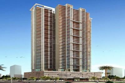 Gallery Cover Image of 728 Sq.ft 2 BHK Apartment for buy in Rustomjee Summit, Borivali East for 22000000