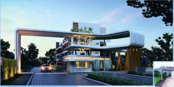 Brochure Image of 2976 Sq.ft 3 BHK Apartment for buy in Valmark City Ville, Hulimavu for 21500000