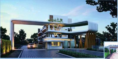 Gallery Cover Image of 2893 Sq.ft 4 BHK Apartment for buy in Valmark City Ville, Hulimavu for 21500000