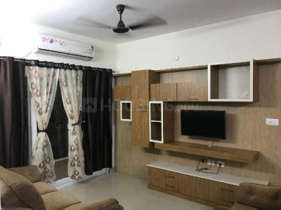Gallery Cover Image of 1590 Sq.ft 3 BHK Apartment for rent in Olympia Grande, Pallavaram for 35000