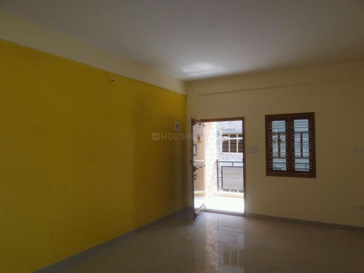 Living Room Image of 650 Sq.ft 2 BHK Independent Floor for rent in Abbigere for 12000