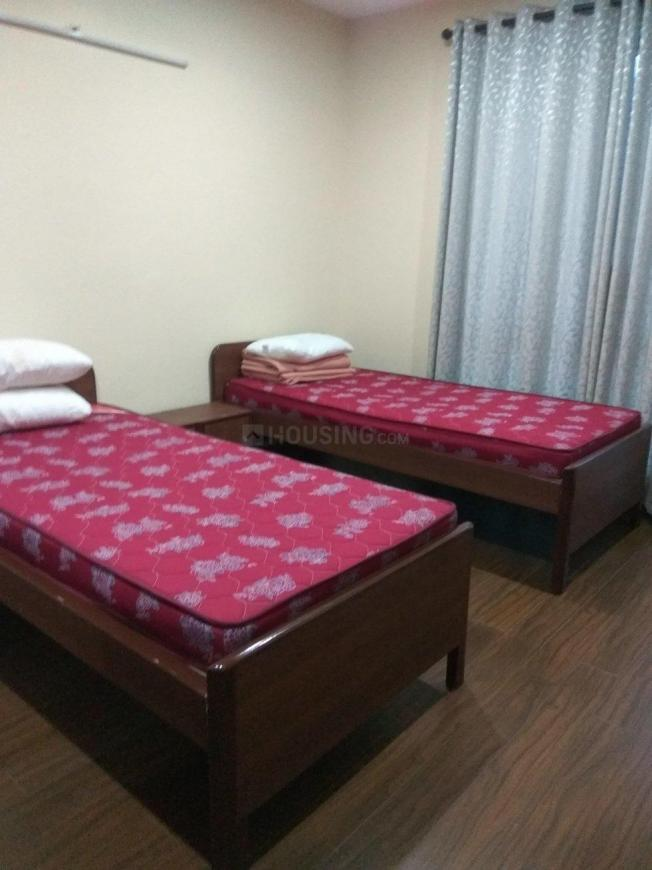 Bedroom Image of 1860 Sq.ft 3 BHK Apartment for rent in New Town for 23000