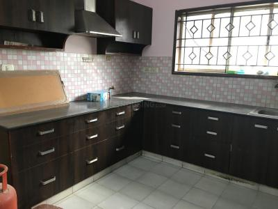 Gallery Cover Image of 1100 Sq.ft 2 BHK Independent Floor for rent in Kaikondrahalli for 22000