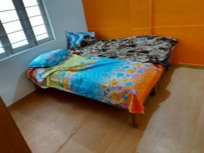 Bedroom Image of Patidar Girl's PG in Bodakdev