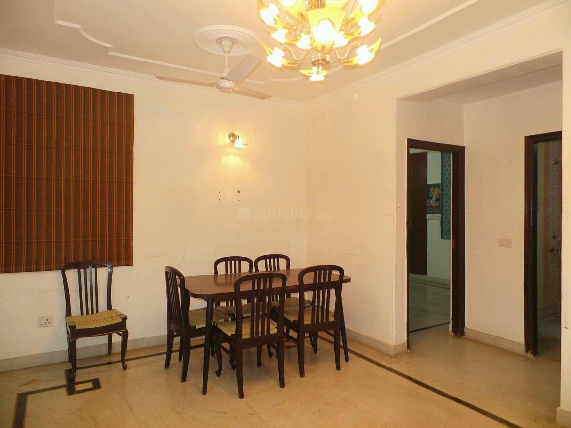Living Room Image of 810 Sq.ft 2 BHK Apartment for buy in Aya Nagar for 3500000