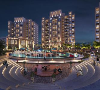 Gallery Cover Image of 700 Sq.ft 1 BHK Apartment for buy in Today Anandam Phase I, Rohinjan for 4900000