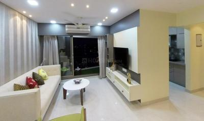 Gallery Cover Image of 1000 Sq.ft 2 BHK Apartment for buy in Centrio, Govandi for 14100000