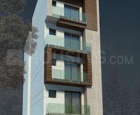 Gallery Cover Image of 1200 Sq.ft 3 BHK Independent Floor for buy in Sarvapriya Vihar for 30000000
