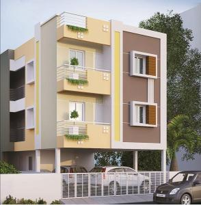 Gallery Cover Image of 706 Sq.ft 2 BHK Apartment for buy in Karayanchavadi for 3459400
