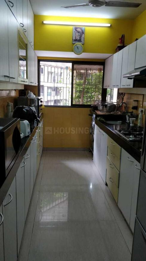 Kitchen Image of 1000 Sq.ft 2 BHK Apartment for rent in Andheri West for 65000