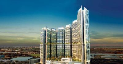 Gallery Cover Image of 2200 Sq.ft 3 BHK Apartment for buy in L&T Crescent Bay T2, Parel for 65000000