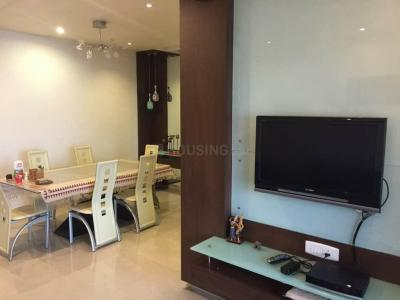 Gallery Cover Image of 1450 Sq.ft 3 BHK Apartment for rent in Goregaon East for 50000