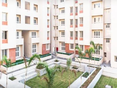 Gallery Cover Image of 444 Sq.ft 1 BHK Independent Floor for buy in Talegaon Dhamdhere for 1300000