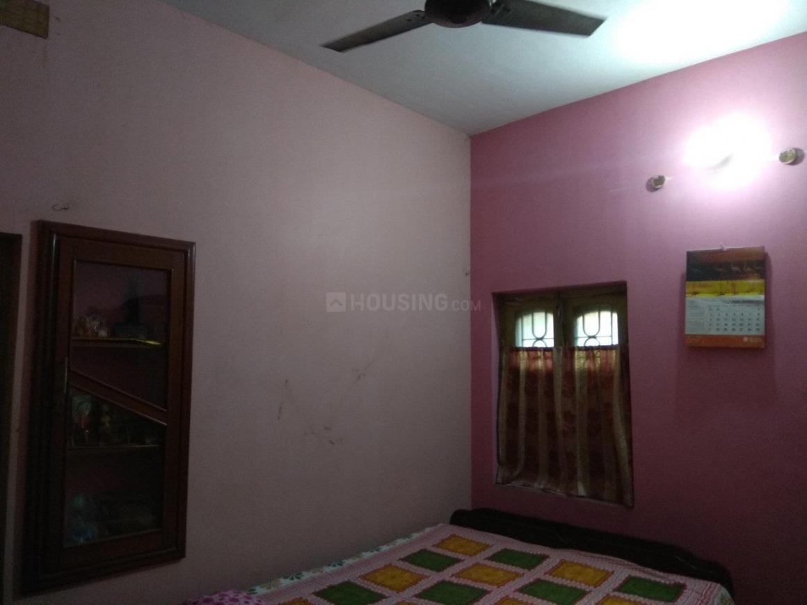 Bedroom Image of 450 Sq.ft 1 BHK Independent Floor for rent in Garia for 6000