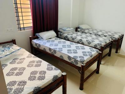 Bedroom Image of Aurama Homestead PG For Ladies in Whitefield